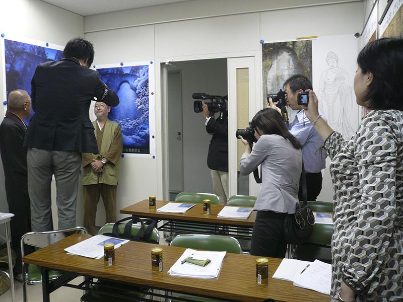 記者会見風景-3